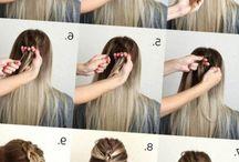 Modele de coiffure