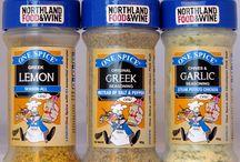 Greek One Spice / Low salt & gluten free seasoning blends. Packed full of Flavour ....Less salt!                                                          - Use instead of Salt & Pepper