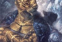 Beastmen -- Feline