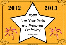 new years goals etc