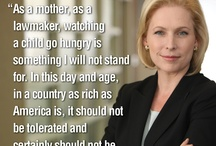 Senator Gillibrand Fighting For NY / by OffThe Sidelines