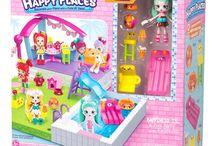 happy places shopkins