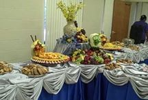 Linens / by Justin's Catering & Event Productions