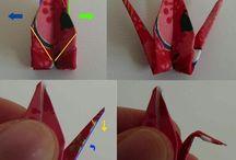 Origami / Bijoux