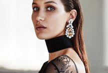 Bella Hadid / Fashion Model