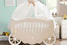 Romantic Baby Room / Βρεφικό δωμάτιο Romantic