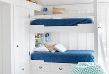 Bunk bed ideas / Nautical