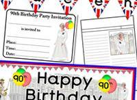 Queens birthday celebration