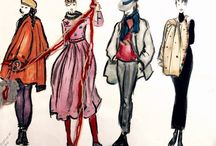 A winter travel... / Sketches by Barbara Tani