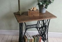 Upcycle sewing machine