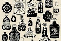 Παλιομοδίτικα τατουάζ