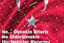 Türkiyem canım vatanım