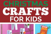 Christmas Activities with Kids / All about Christmas activities for families, Christmas activities for toddlers, Christmas activities for children, Christmas crafts