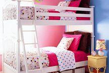 Girls' Room Ideas / by Carmen P