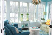 Sunrooms / by Debbie Wallace