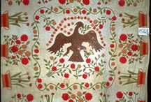 Eagles in quilting