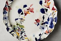 Porcelain, ceramics