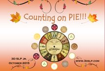 October 2015 3D SLP JR.: Counting on Pie