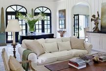family room / by Sheree Burton