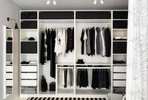 Closet / Shelves / Storage / Divider