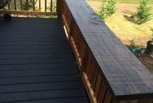 Philda deck table