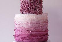 Cakes (gâteaux) / by Maryne