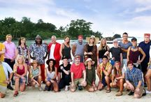 Australian Survivor (2016) / Despite being reticent to acknowledge any version of Survivor that doesn't feature my lover Jiffy Pop, I flew out to Samoa to support the cast and crew of Australian Survivor. Can you believe I'm friends with all of this cast too?!  Join along at home as I help the cast work through their post-boot pain - I'm sure Probsty will, bless him!