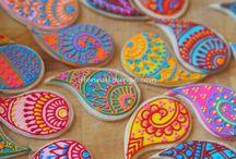 Dibujos / paisley patterns