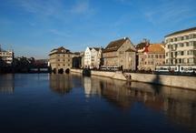zurich my hometown / For Foreigners, some inspiration of my lovely hometown Zurich in Switzerland / by Irene Ackermann