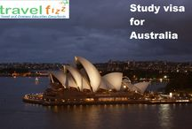 Australia Visa Consultant / Get counseling for student visa filing at travel fizz. Score better in your IELTS test with travelfizz.com
