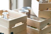 That looks Crate. / Creative and stylish ways to use crates in your interior