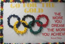 Olympic theme school