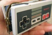 nintendo / by Mike Jackson
