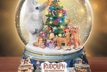Snowglobes - Christmas