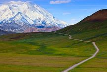 Alaska Here We Come / by Pamela Crane