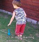 Preschool Gross Motor Activities / by Stacey Feehan