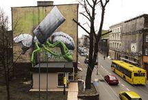 Street Art / by John Deely