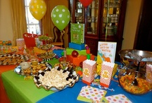 Party Ideas / Dr. Suess Birthday, and more