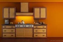Modern Style Kitchens