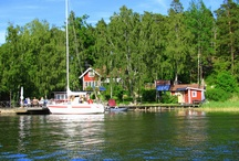 Mixed Stockholm archipelago