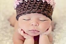 when little ones pose / by BRANDY HARVEY