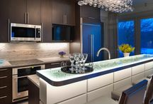 Modern + Contemporary Kitchens