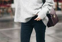 winter fashion style