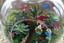 Minik bahçem