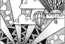 DIY: Zentangle