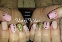 Nails by Melanie (Me) / Nail designs