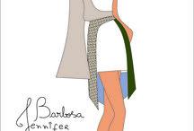 Desenhos de Moda/ Fashion Draws