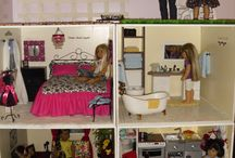 American Girl Furniture / by Melissa Souliere