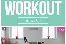 Workouts to do at home