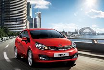 Kia Rio Hatch and Sedan / The all new Rio has a stunning array of technology to make sure that you'll get where you're going, and get there comfortably and safely.